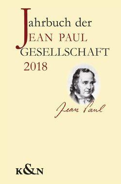 Jahrbuch den Jean Paul Gesellschaft von Dangel-Pelloquin,  Elsbeth, Hunfeld,  Barbara, Schmitz-Emans,  Monika, Simon,  Ralf