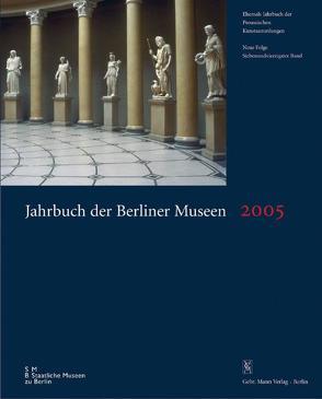 Jahrbuch der Berliner Museen. Jahrbuch der Preussischen Kunstsammlungen. Neue Folge