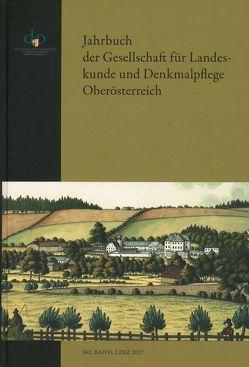 Jahrbuch der Gesellschaft für Landeskunde und Denkmalpflege Oberösterreich