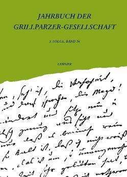 Jahrbuch der Grillparzer-Gesellschaft von Pichl,  Robert, Wagner,  Margarete