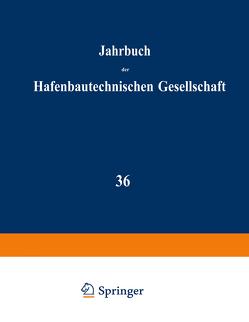 Jahrbuch der Hafenbautechnischen Gesellschaft von Bolle,  Arved, Schwab,  Rudolf