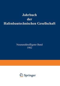 Jahrbuch der Hafenbautechnischen Gesellschaft von Becker,  Wolfgang, Schwab,  Rudolf