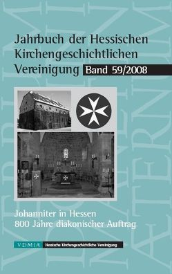 Jahrbuch der Hessischen Kirchengeschichtlichen Vereinigung von Braun,  Reiner, Slenczka,  Ruth