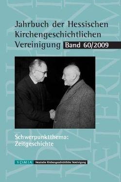 Jahrbuch der Hessischen Kirchengeschichtlichen Vereinigung von Braun,  Reiner