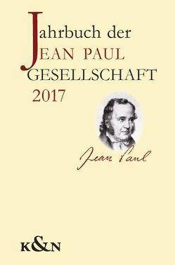Jahrbuch der Jean Paul Gesellschaft von Dangel-Pelloquin,  Elsbeth, Hunfeld,  Barbara, Schmitz-Emans,  Monika, Simon,  Ralf