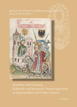Jahrbuch der Oswald von Wolkenstein-Gesellschaft von Bastert ,  Bernd, Hartmann,  Sieglinde, Herz,  Lina