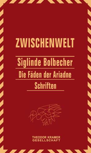 Jahrbuch der Theodor Kramer Gesellschaft / Die Fäden der Ariadne von Bolbecher,  Siglinde
