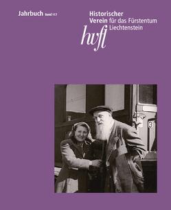 Jahrbuch des Historischen Vereins für das Fürstentum Liechtenstein