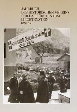 Jahrbuch des Historischen Vereins für das Fürstentum Liechtenstein von Banzer,  Roman, Castellani Zahir,  Elisabeth, Frommelt,  Hansjörg, Geiger,  Peter, Näf,  Stefan, Rheinberger,  Rudolf, Wilhelm,  Gustav