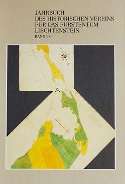 Jahrbuch des Historischen Vereins für das Fürstentum Liechtenstein von Albertin,  Peter, Geiger,  Peter, Hasler,  Norbert W, Malin,  Georg, Ospelt,  Alois, Pattyn,  Michael, Schremser,  Jürgen, Tschaikner,  Manfred