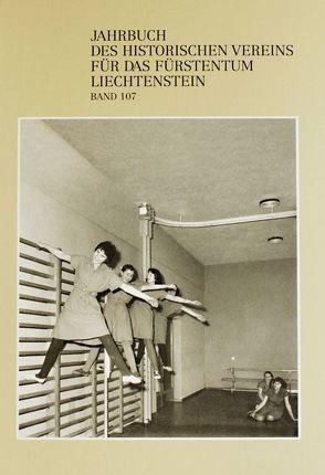 Jahrbuch des Historischen Vereins für das Fürstentum Liechtenstein von Burmeister,  Karl H, Marock,  Ludovic, Sochin,  Martina