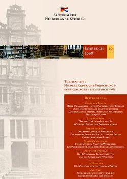Jahrbuch des Zentrums für Niederlande-Studien 20-2009 von Geeraedts,  Loek, Wielenga,  Friso, Wilp,  Markus