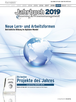 Jahrbuch eLearning & Wissensmanagement 2019 von Fleig,  Mathias, Siepmann,  Frank