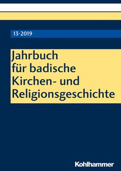 Jahrbuch für badische Kirchen- und Religionsgeschichte von Wennemuth,  Udo