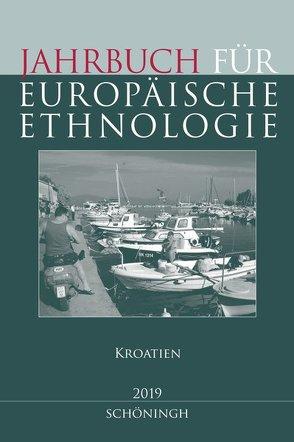 Jahrbuch für Europäische Ethnologie Dritte Folge 14–2019 von Alzheimer,  Heidrun, Barth,  Martin, Doering-Manteuffel,  Sabine, Drascek,  Daniel, Treiber,  Angela