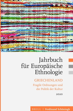 Jahrbuch für Europäische Ethnologie von Alzheimer,  Heidrun, Doering-Manteuffel,  Sabine, Drascek,  Daniel, Treiber,  Angela