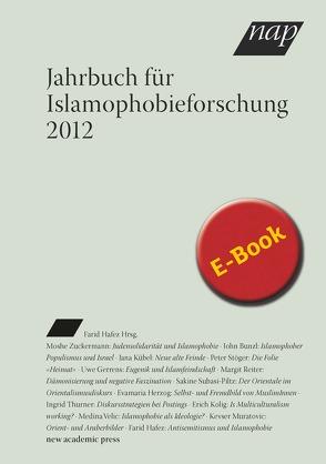 Jahrbuch für Islamophobieforschung 2012 von Hafez,  Farid