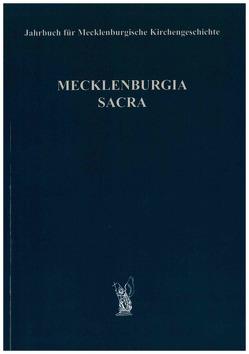Jahrbuch für mecklenburgische Kirchengeschichte von Bunners,  Michael, Piersig,  Erhard