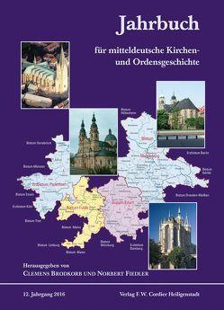 Jahrbuch für mitteldeutsche Kirchen- und Ordensgeschichte von Brodkorb,  Clemens, Fiedler,  Norbert