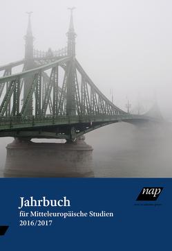 Jahrbuch für mitteleuropäische Studien 2016/17 von Mitteleuropazentrum Andrássy Universität Budapest