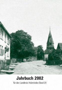 Jahrbuch für den Landkreis Holzminden / Jahrbuch 2002
