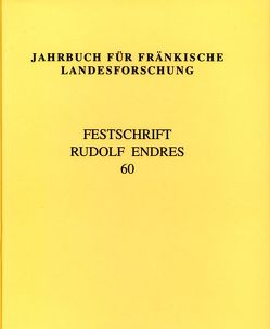 Jahrbuch für fränkische Landesforschung / Jahrbuch für fränkische Landesforschung von Bühl,  Charlotte, Fleischmann,  Peter