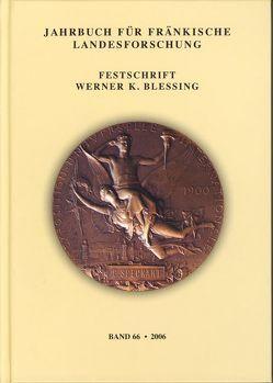 Jahrbuch für fränkische Landesforschung / Jahrbuch für fränkische Landesforschung von Hübner,  Christoph, Metzger,  Pascal, Ramorobi,  Irene, Wachter,  Clemens