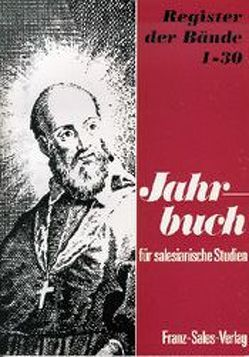 Jahrbuch für salesianische Studien von Reisinger,  Franz