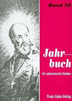 Jahrbuch für salesianische Studien von Reisinger,  Franz, Spann,  Willem