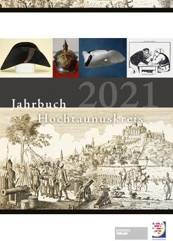Jahrbuch Hochtaunus 2021 von Kalinowski,  Cornelia