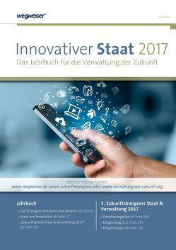 Jahrbuch Innovativer Staat 2017