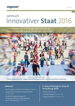 Jahrbuch Innovativer Staat 2016