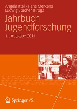 Jahrbuch Jugendforschung von Ittel,  Angela, Merkens,  Hans, Stecher,  Ludwig