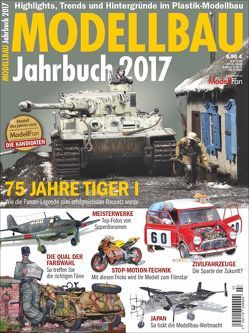 Jahrbuch Modellbau 2017 von Tacke, Berthold