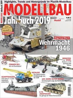 Jahrbuch Modellbau 2019
