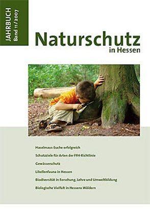 Jahrbuch Naturschutz in Hessen 2007 Band 11