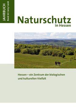 Jahrbuch Naturschutz in Hessen Band 16, 2015/2016