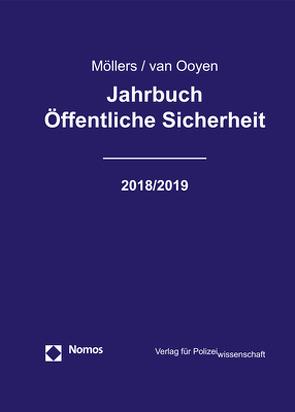 Jahrbuch Öffentliche Sicherheit von Möllers,  Martin H.W., van Ooyen,  Robert Chr.