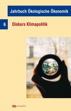 Jahrbuch Ökologische Ökonomik von Beckenbach,  Frank, Hans G.,  Nutzinger, Minsch,  Jürgen, Weimann,  Joachim, Witt,  Ulrich