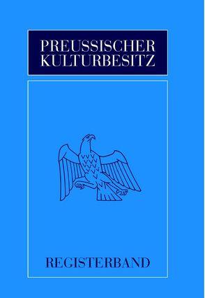 Jahrbuch Preussischer Kulturbesitz