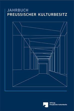Jahrbuch Preussischer Kulturbesitz / Jahrbuch Preußischer Kulturbesitz