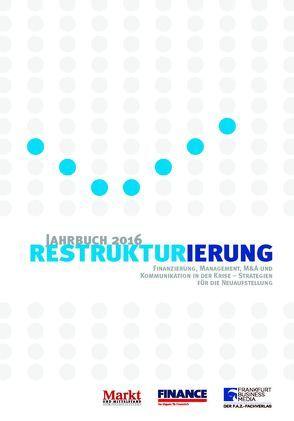 Jahrbuch Restrukturierung 2016
