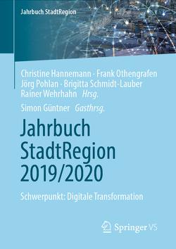 Jahrbuch StadtRegion 2019/2020 von Güntner,  Simon, Hannemann,  Christine, Othengrafen,  Frank, Pohlan,  Jörg, Schmidt-Lauber,  Brigitta, Wehrhahn,  Rainer