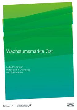 Jahrbuch Wachstumsmärkte Ost von OWC Verlag für Außenwirtschaft GmbH