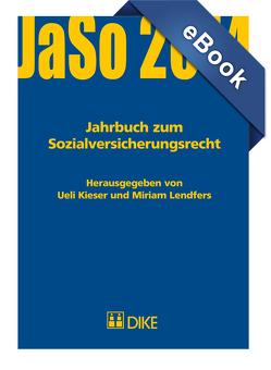 Jahrbuch zum Sozialversicherungsrecht 2014 von Kieser,  Ueil, Lendfers,  Miriam