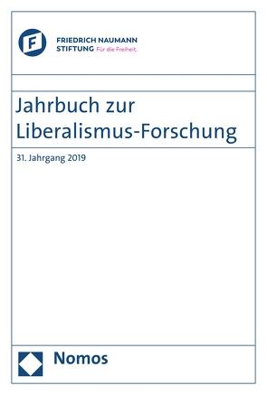 Jahrbuch zur Liberalismus-Forschung von Conze,  Eckart, Scholtyseck,  Joachim, Weede,  Erich