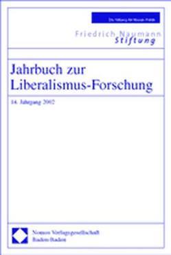 Jahrbuch zur Liberalismus-Forschung von Bublies-Godau,  Birgit, Faßbender,  Monika, Fleck,  Hans-Georg, Friedrich-Naumann-Stiftung, Froelich,  Juergen, Jansen,  Hans-Heinrich, Padtberg,  Beate-Carola