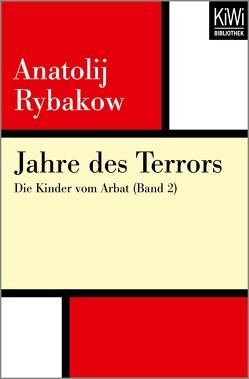 Jahre des Terrors von Elperin,  Juri, Rybakow,  Anatolij
