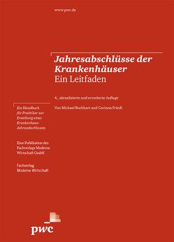 Jahresabschlüsse der Krankenhäuser von Burkhart,  Michael, Friedl,  Corinna