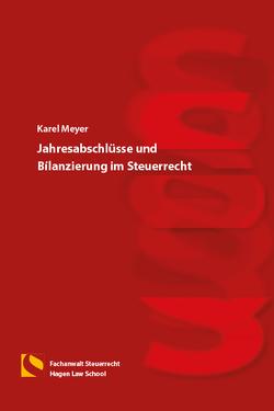 Jahresabschlüsse und Bilanzierung im Steuerrecht von Meyer,  Karel